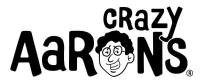 Crazy Aaron Enterprises logo