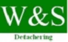 Company Logo W&S Detachering B.V.