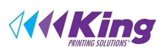 King Printing Solutions logo