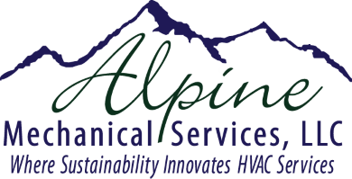 Alpine Mechanical Services logo