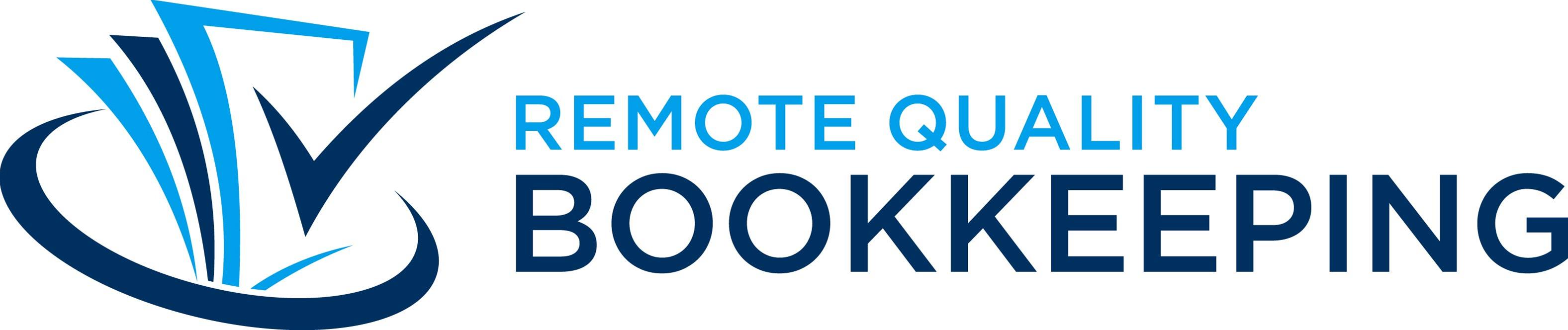 Remote Quality Bookkeeping logo