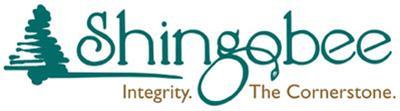 Shingobee Builders logo