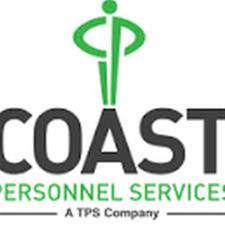 Coast Personnel Services logo