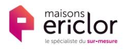 Company Logo MAISONS ERICLOR