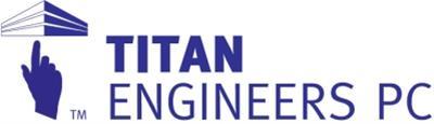Titan Engineers PC logo