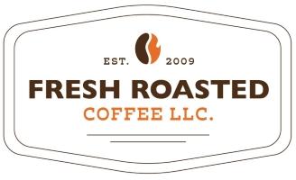 Fresh Roasted Coffee LLC. logo
