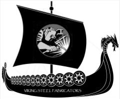 Viking Steel Fabricators logo