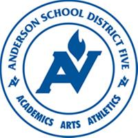 Anderson School District Five logo