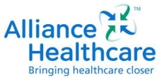 Company Logo Alliance Healthcare Nederland
