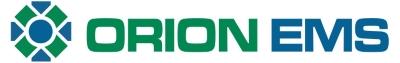 Company Logo ORION Ambulance Service