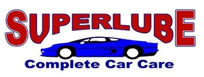 Superlube Complete Car Car logo