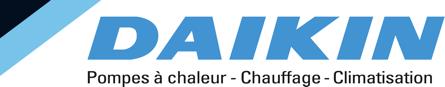 Company Logo DAIKIN AIRCONDITIONING FRANCE