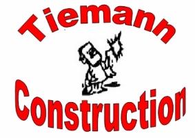 Company Logo Tiemann Construction, Inc.