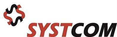 SYSTCOM, INC. logo