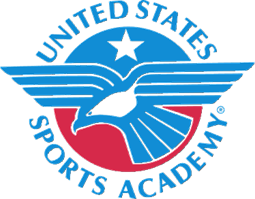 UNITED STATE SPORTS ACADEMY logo