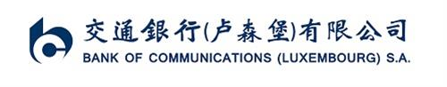 Company Logo Bank of Communications (Luxembourg) S.A.