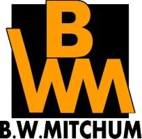 BW Mitchum Trucking logo