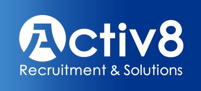 Company Logo Activ8