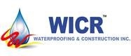 Company Logo WICR Waterproofing and Construction, Inc.