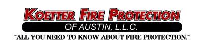Koetter Fire Protection of Austin, LLC logo