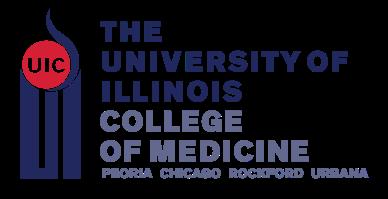 University of Illinois College of Medicine Peoria logo