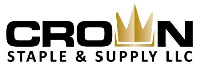 Crown Staple & Supply logo