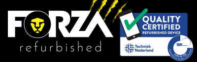Company Logo Forza Refurbished