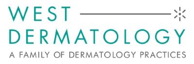 West Dermatology logo