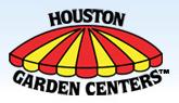 HOUSTON GARDEN CENTERS logo