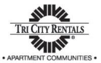 Tri-City Rentals logo