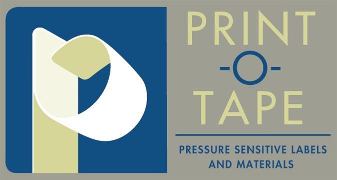 Print-O-Tape, Inc. logo