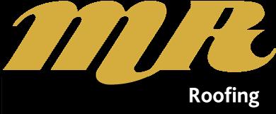 MR Roofing logo