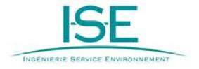 Company Logo ISE - INGENIERIE SERVICE ENVIRONNEMENT