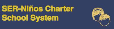 Company Logo Ser-Ninos Charter
