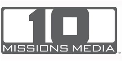 10 Missions Media logo