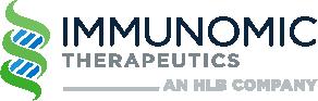 Company Logo Immunomic Therapeutics, Inc.