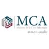 Company Logo MAISONS MCA