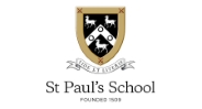 Company Logo St Paul's School