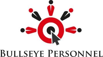 Bullseye Personnel logo