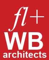 fl+WB Architects, APC logo