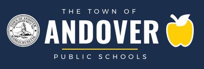 Company Logo Town of Andover/Andover Public Schools