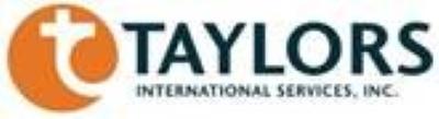 Taylors International logo