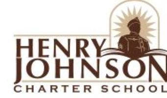 Henry Johnson Charter School logo