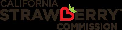 California Strawberry Commission logo
