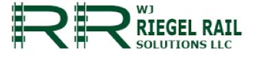WJ Riegel Rail Solutions logo