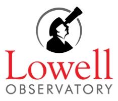Lowell Obervatory logo