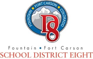 Fountain-Fort Carson School District #8 logo