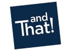 Christmas Tree Shops andThat! logo