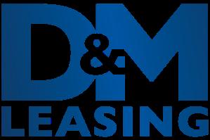 D&M Leasing logo