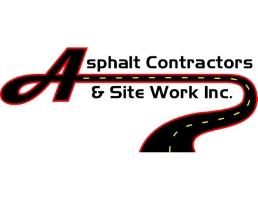 Asphalt Contractors and Site Work Inc logo